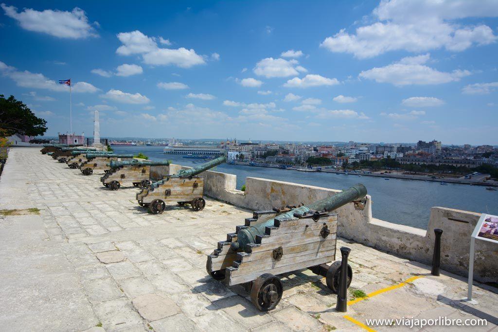 4 fortalezas en la Habana que no debes perderte