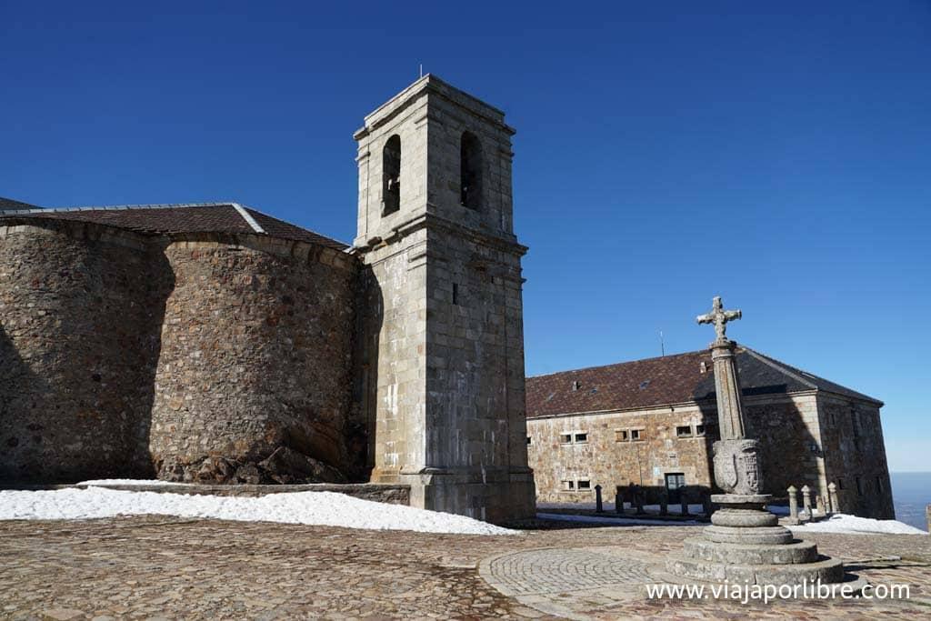 La Peña De Francia En Salamanca Santuario Y Visita Viaja Por Libre