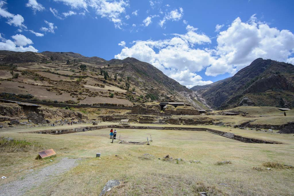 Las enigmáticas ruinas de Chavin de Huantar