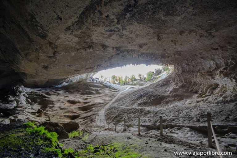 La cueva del Milodón, Puerto Natales