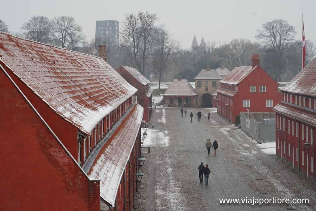 Copenhague (Kastellet)