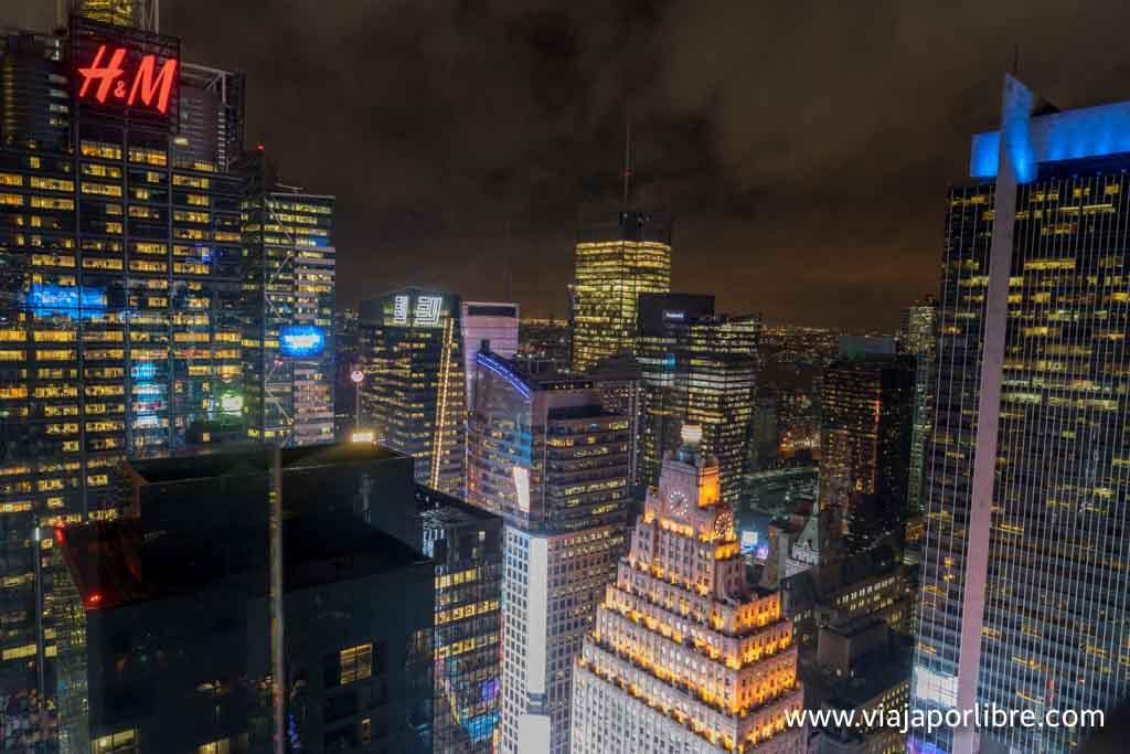 Nueva York - B53 Hyatt Hotel