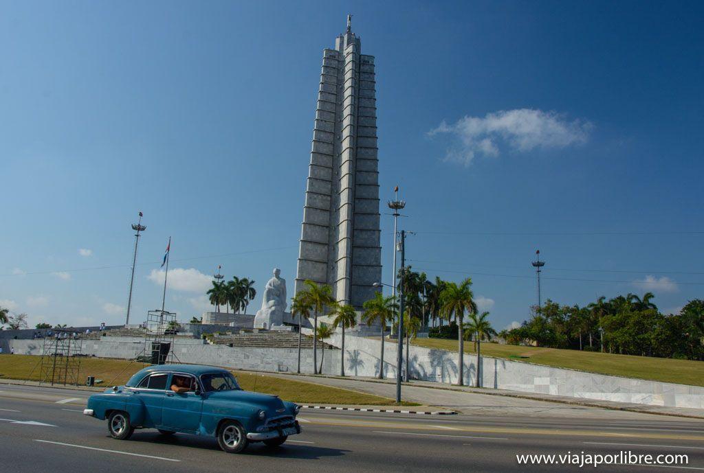 Plaza de la Revolución de la Habana