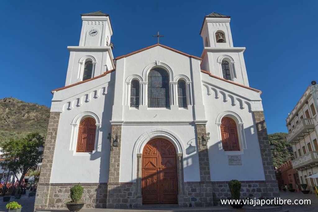 Iglesia de Tejeda