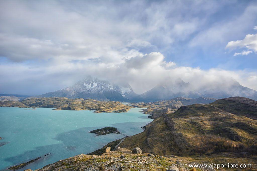 Como recorrer Torres del Paine en coche