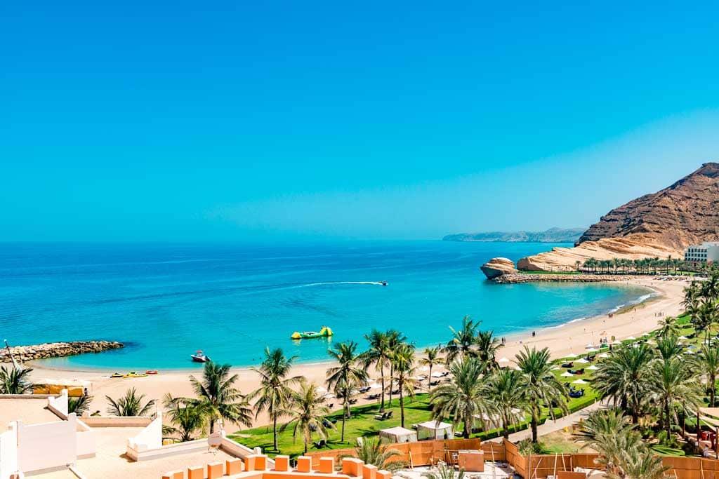 Hotel en Omán