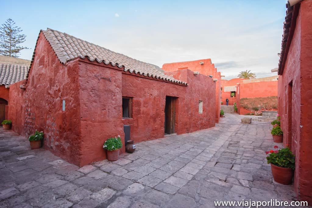Arequipa. Monasterio de Santa Catalina