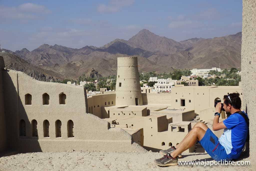 Oman por libre
