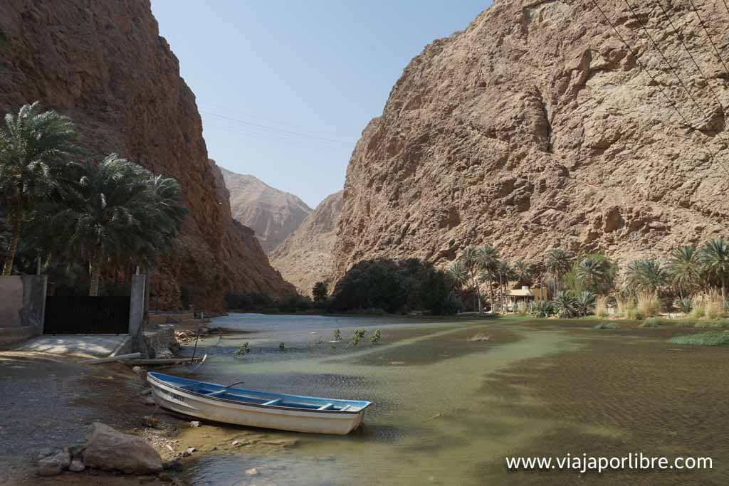 Wadi Bani Shab