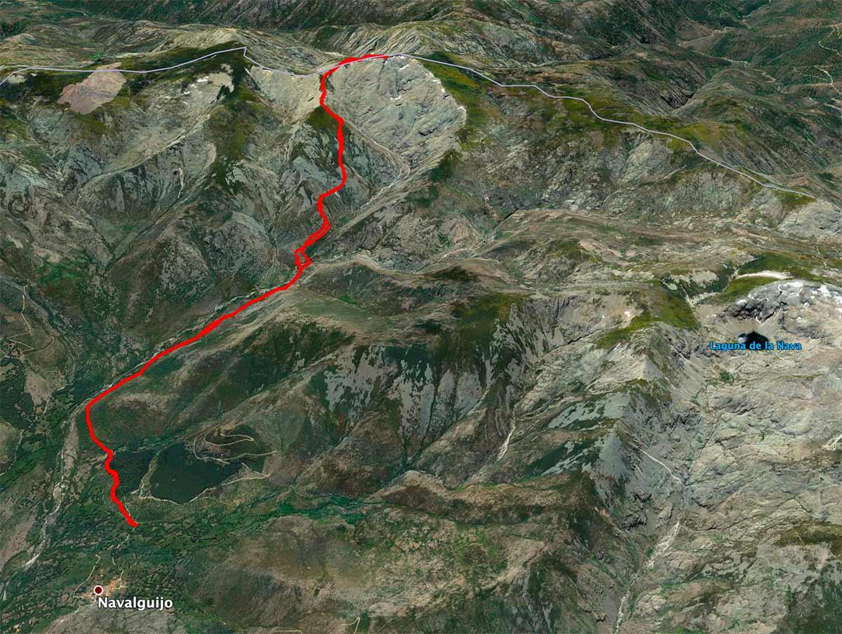 Mapa Cancho