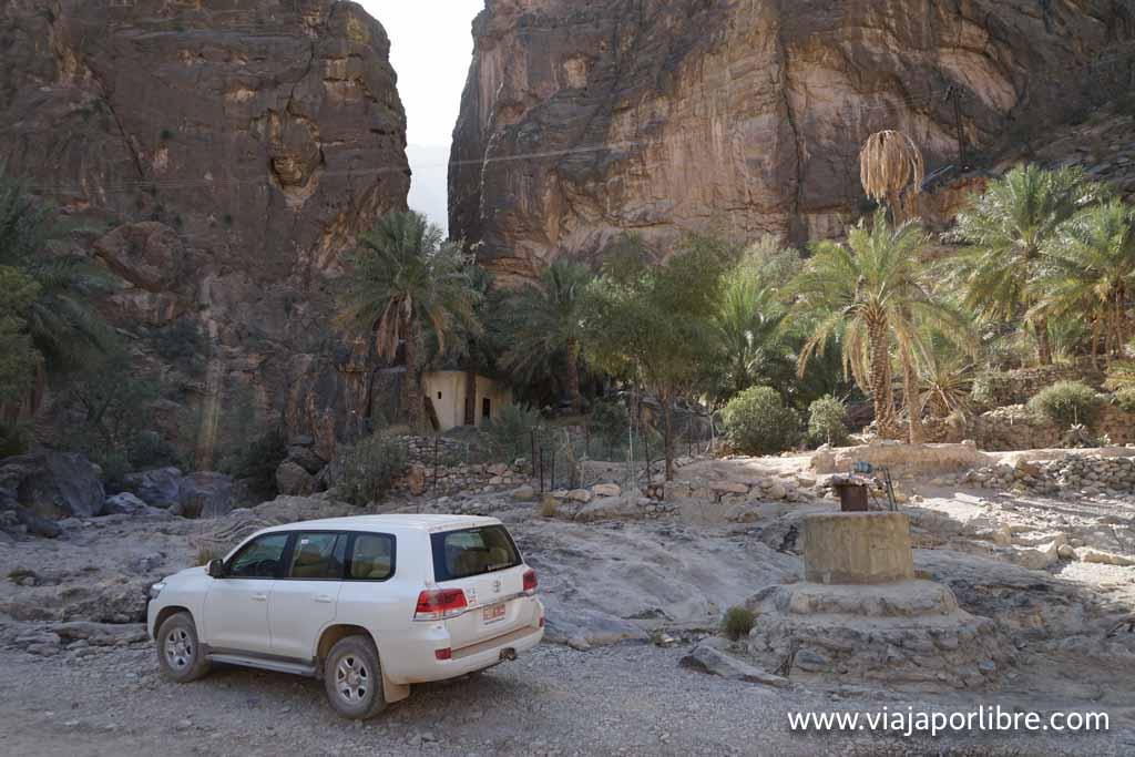 Norte de Omán