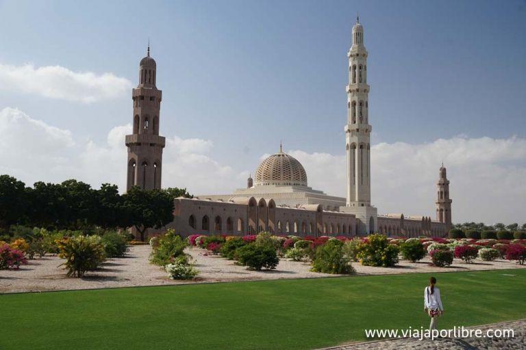 Mezquita Sultan Qabus