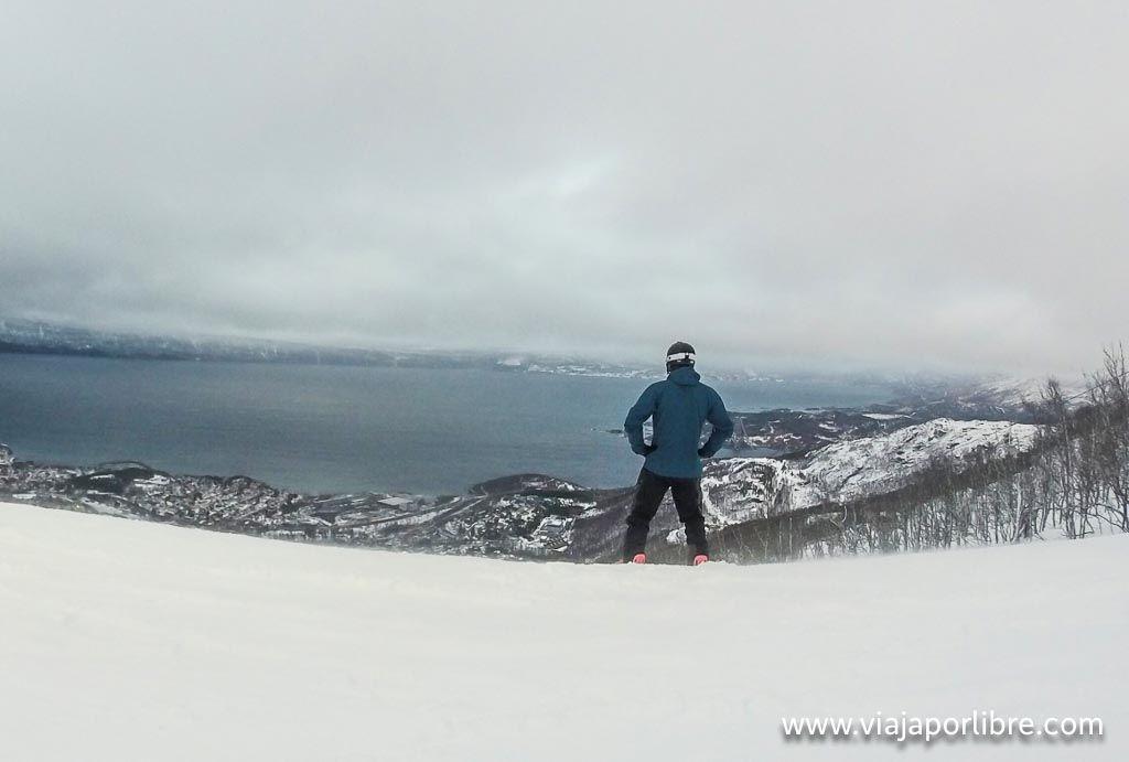 Estación de esquí de Narvik