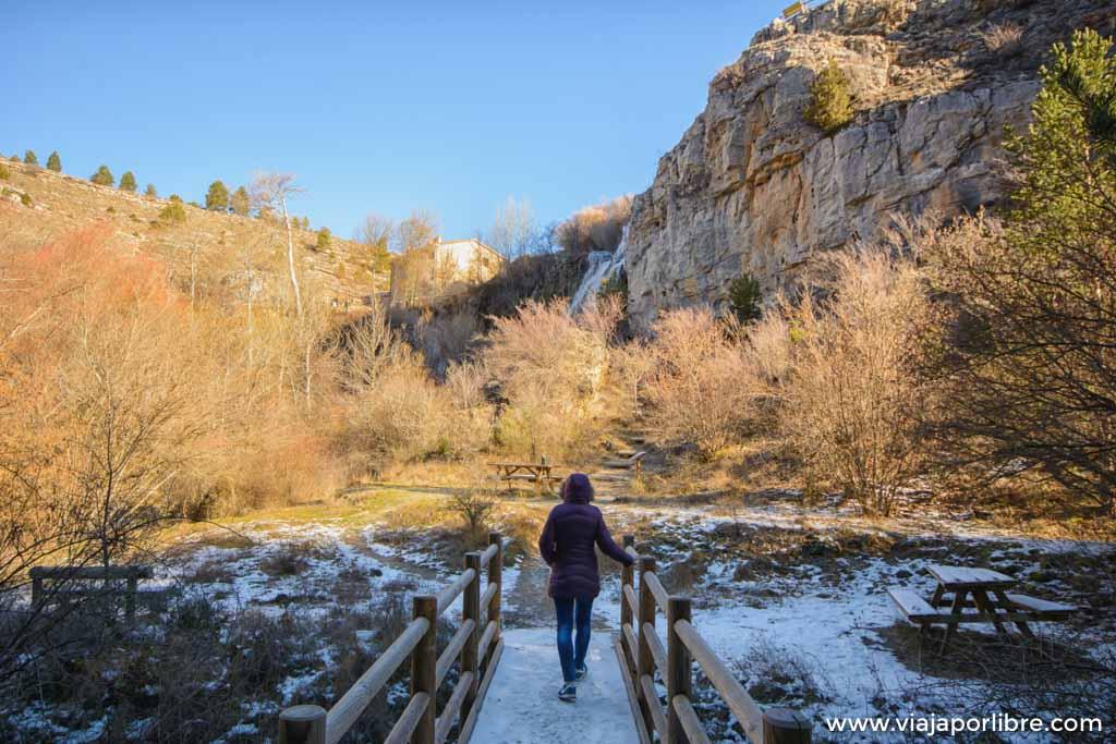 El Molino de la Chorrera (Nacimiento del Río Júcar)