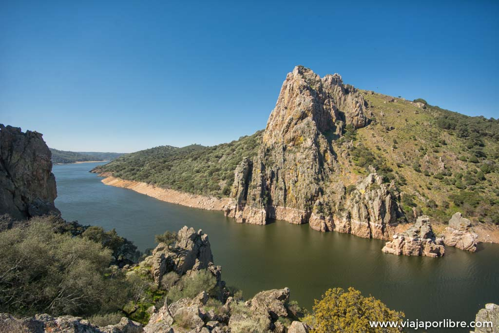 Que ver en el parque nacional de Monfragüe