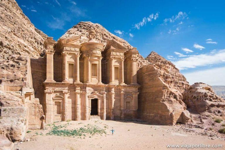 Lugares que debes ver en una visita a Petra