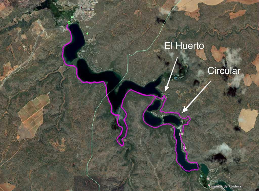 Ruta por las Lagunas de Ruidera