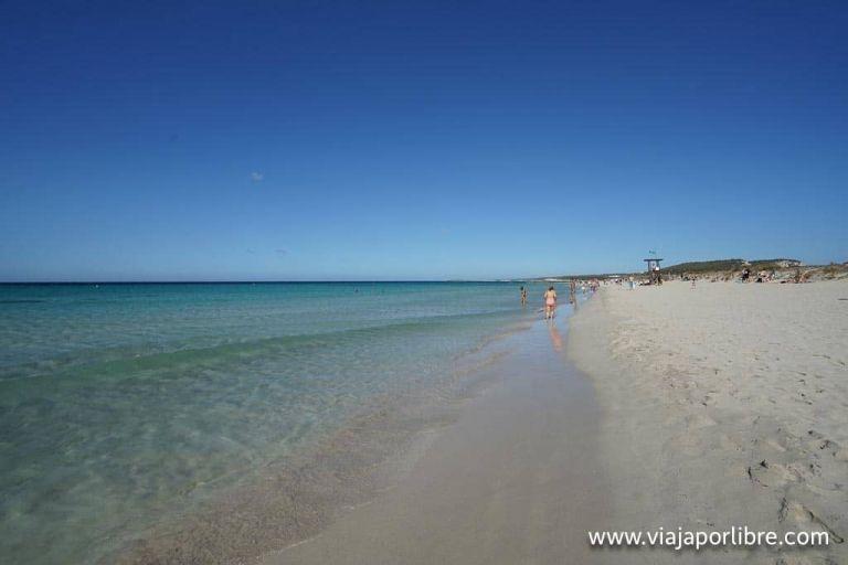 Playa de Son Bou