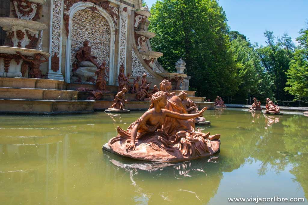 Fuente Baños de Diana