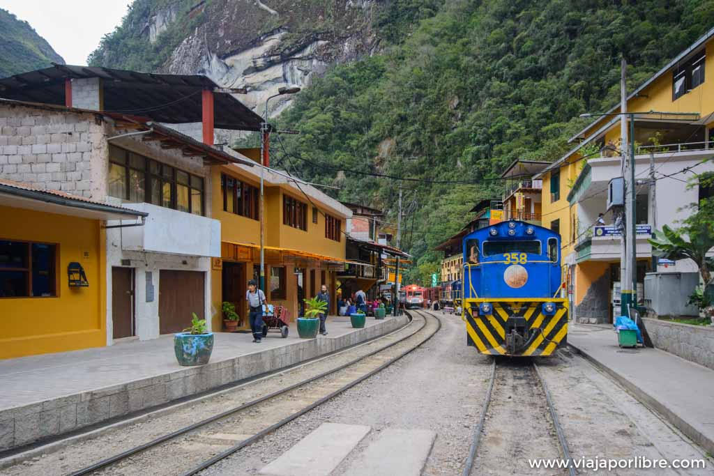 Entradas a Machu Picchu