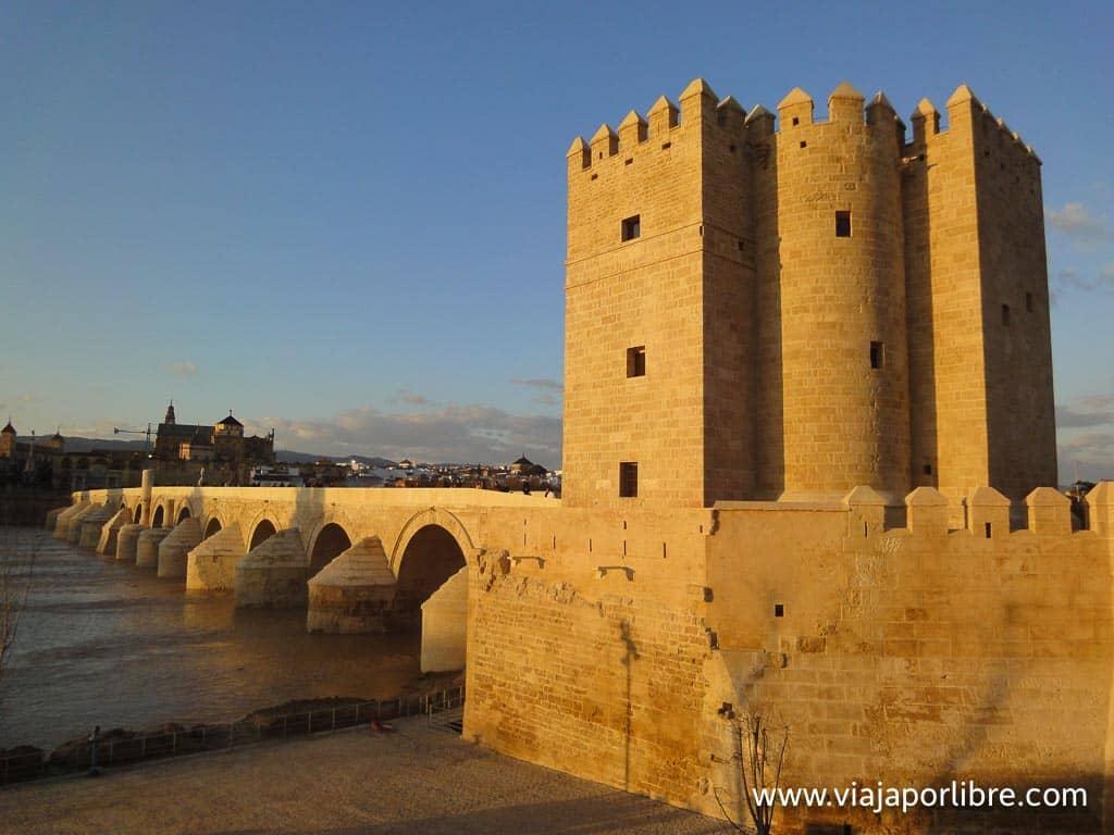 Uno de los lugares del rodaje en Córdoba