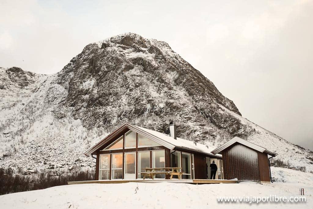 Cabaña de alquiler en Noruega