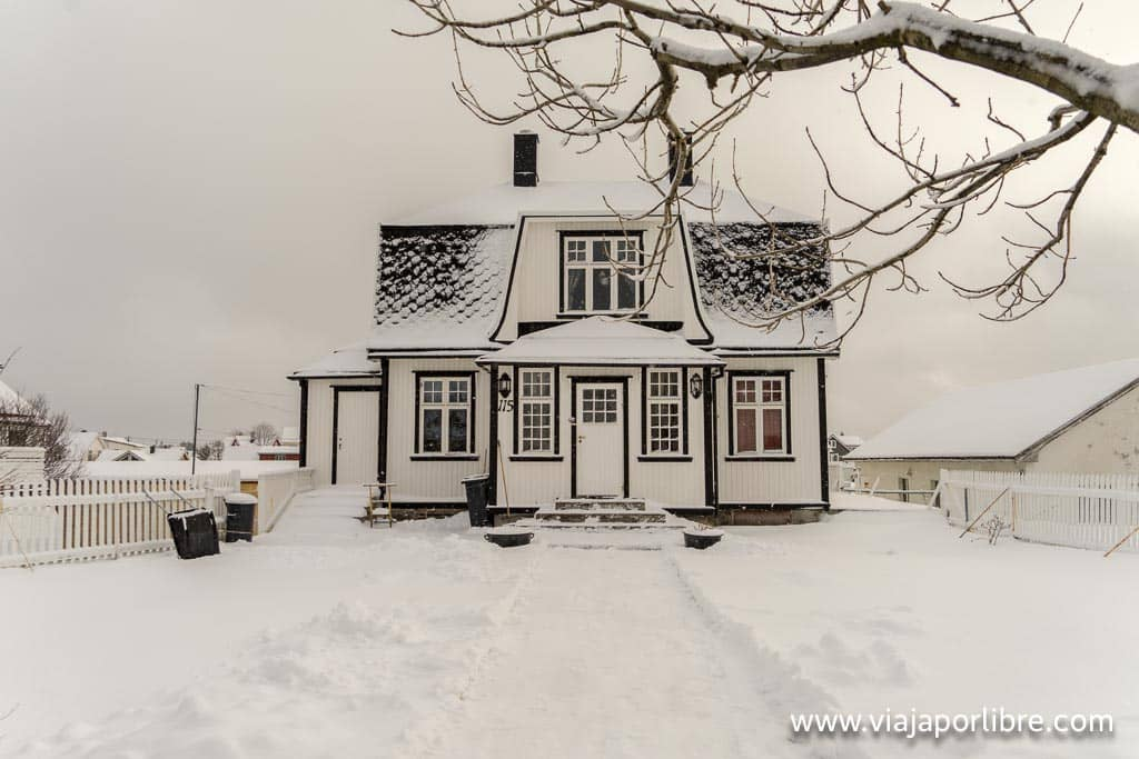 Casa de Noruega