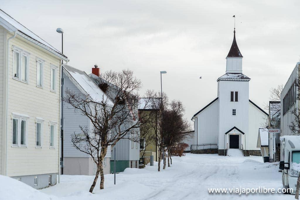 Noruega en invierno - Andoner