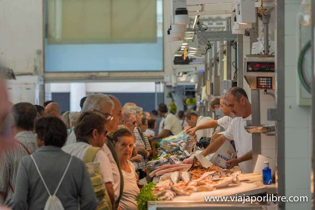Cadiz - Mercado