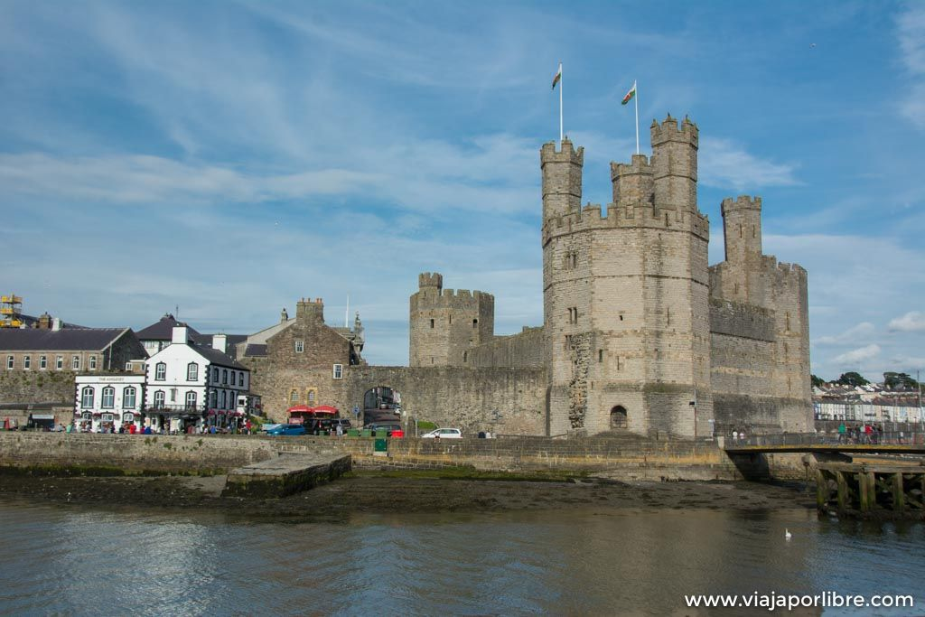 Los mejores castillos de Gales (Norte)