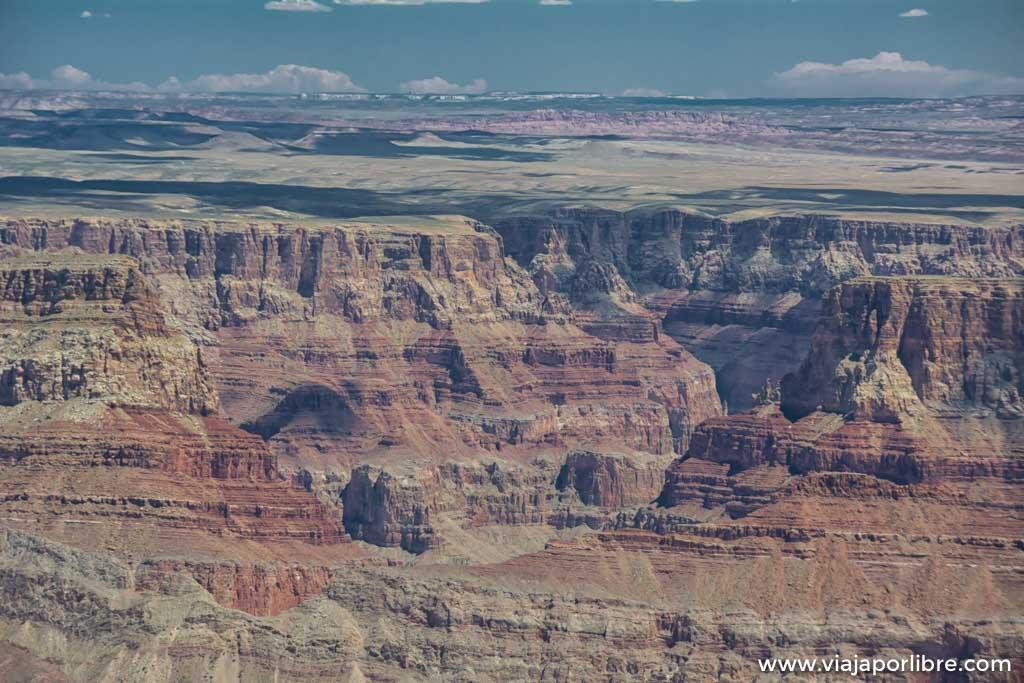 Visita al norte del Gran Cañón, el North Rim