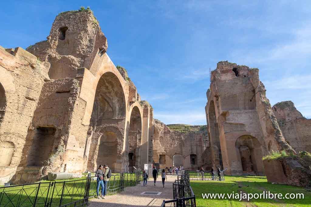 Termas di Caracalla