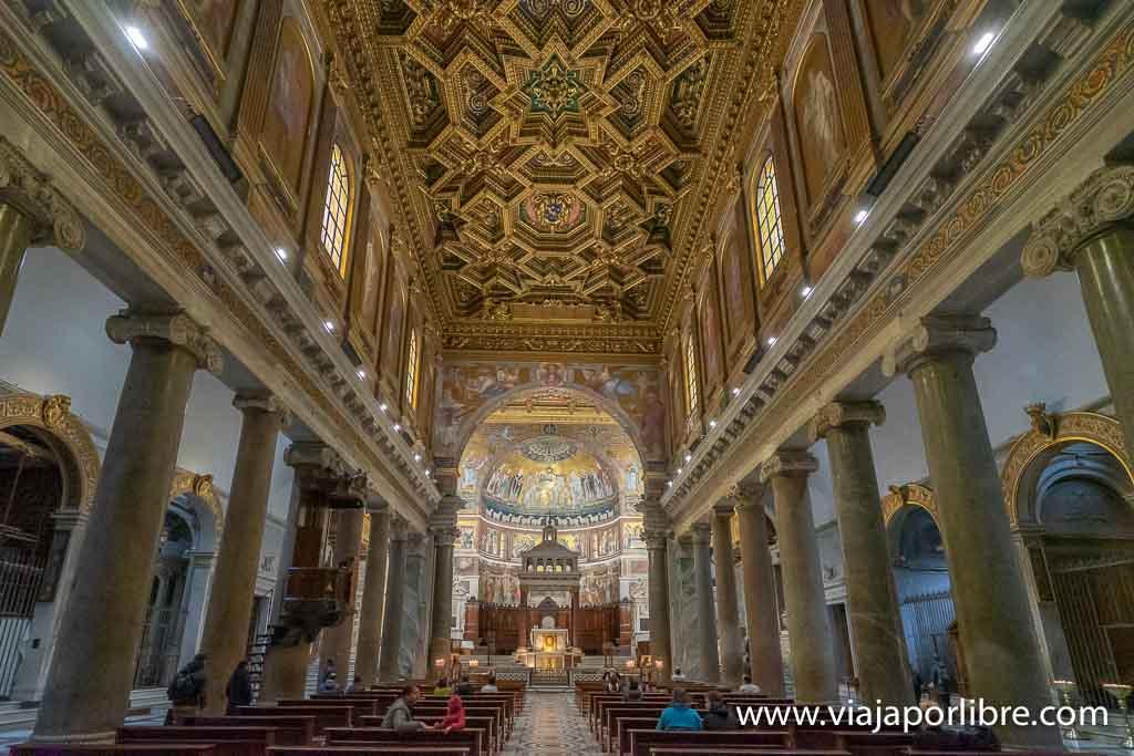 Basílica de Trastevere