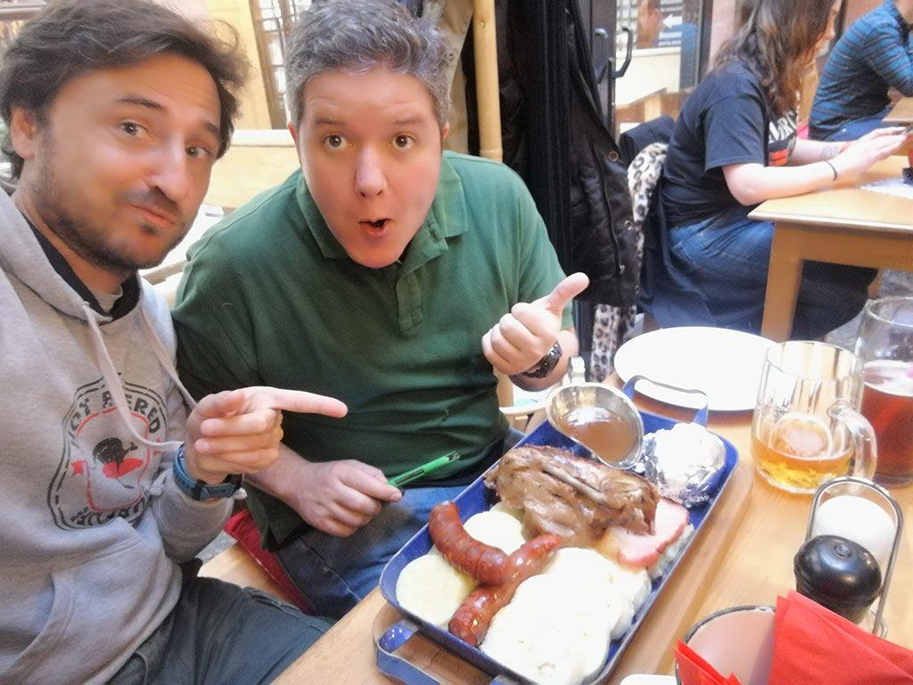 Que comer en Praga