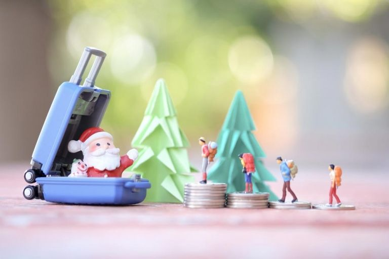 travel christmas