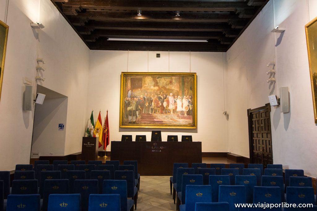 Visitar el Alcázar de Sevilla