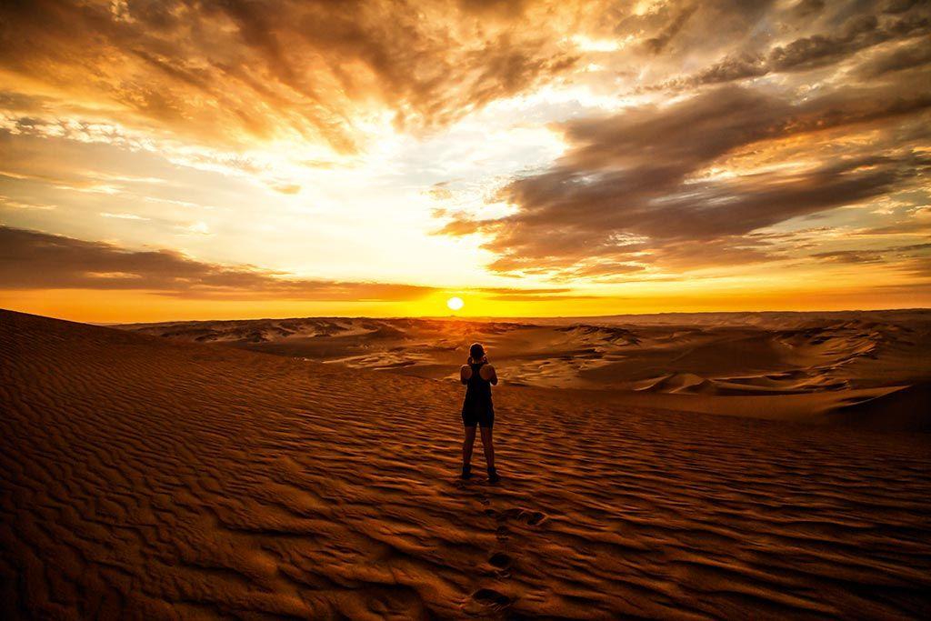 Desiertos en Perú