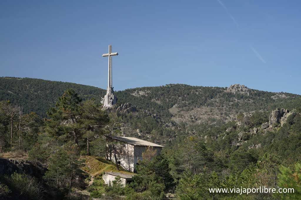 Via Crucis del Valle de los Caídos