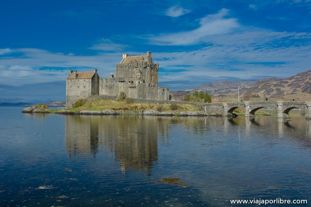 El castillo más bonito de Escocia