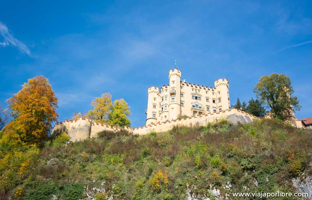 Visita al castillo de Neuschwanstein - Castillo de Hohenschwangau