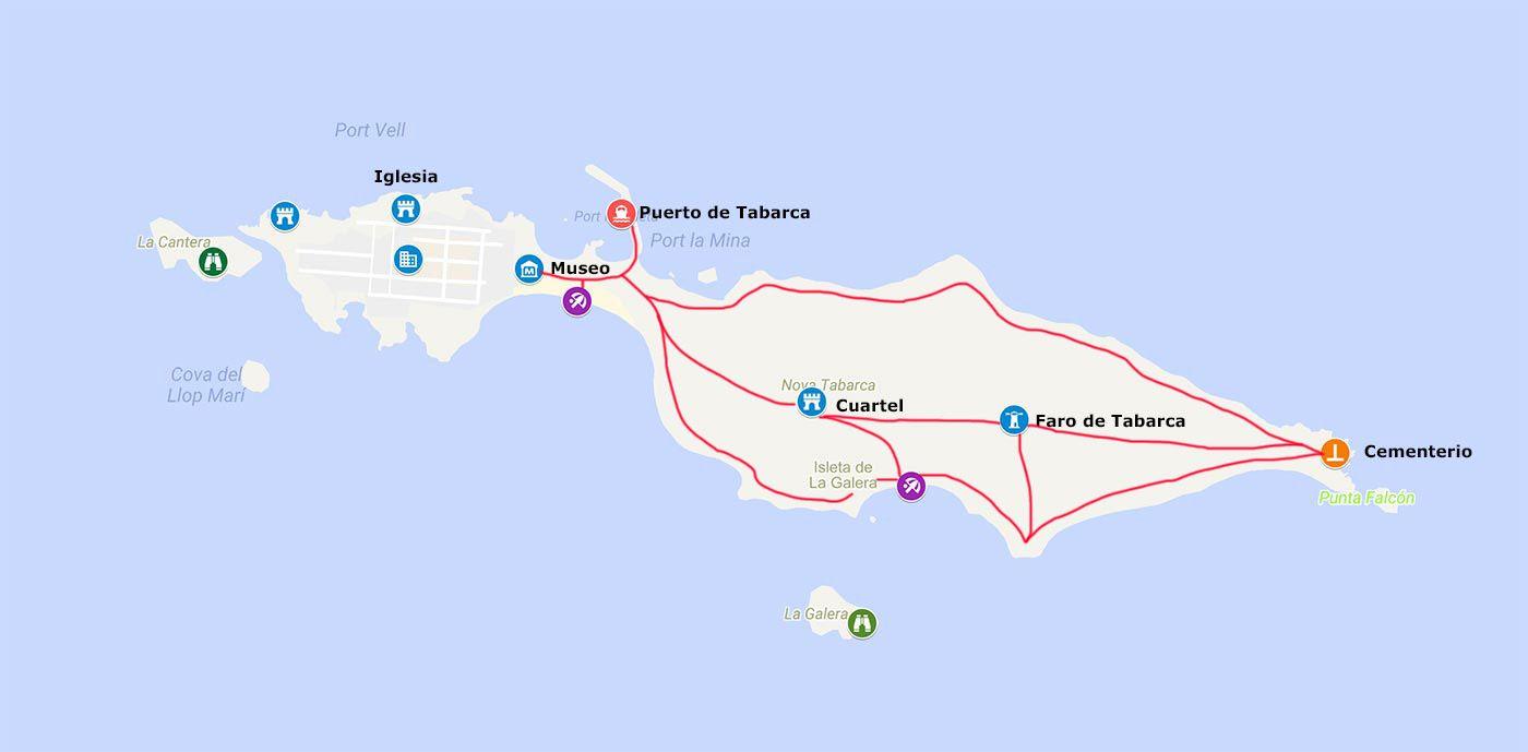 Que ver y como llegar a la isla de Tabarca