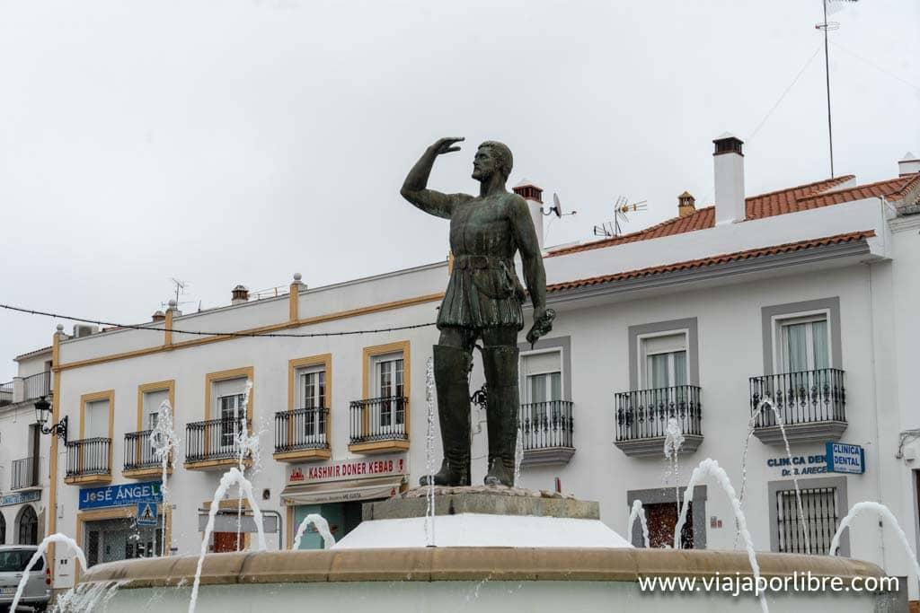 Plaza de Vasco Nuñez de Balboa