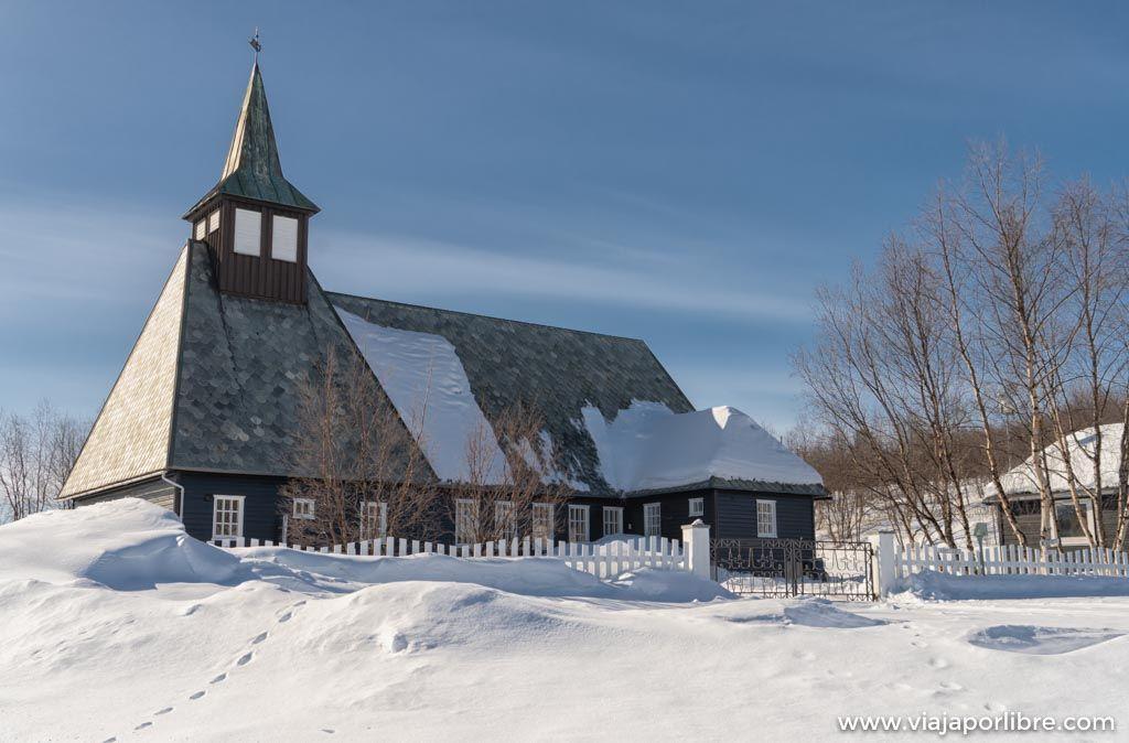 Ruta por la Laponia Noruega desde Alta (Finnmark)