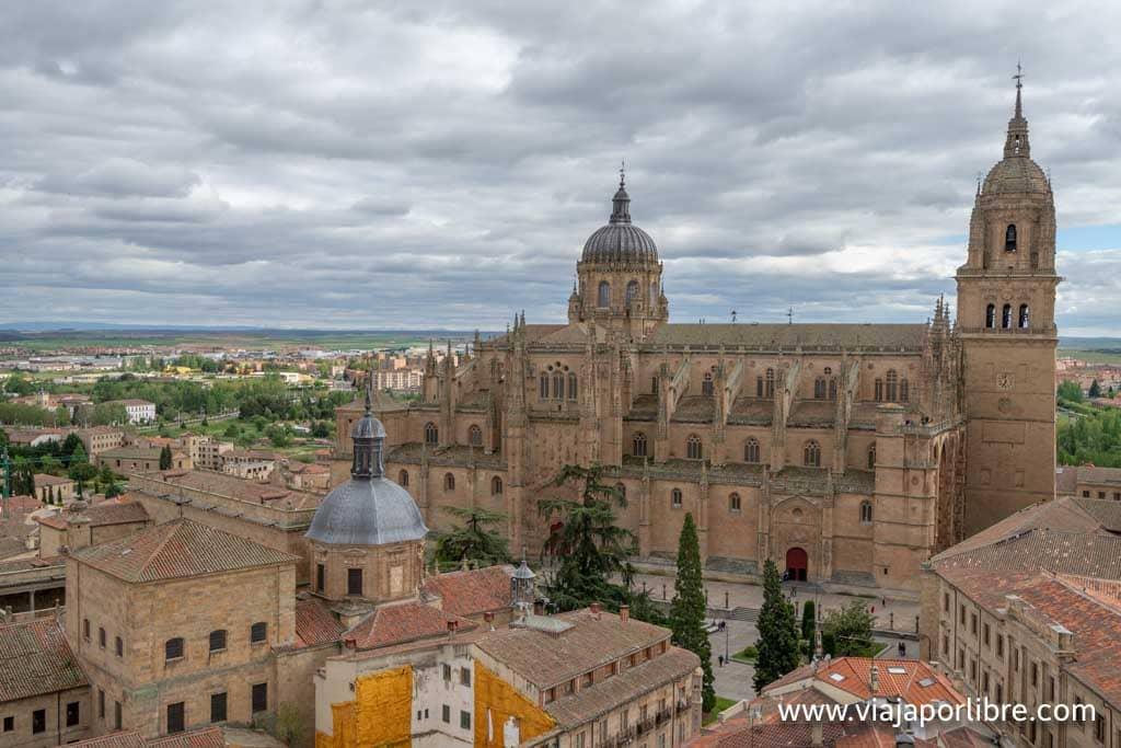 Salamanca desde la Torre del Clavero