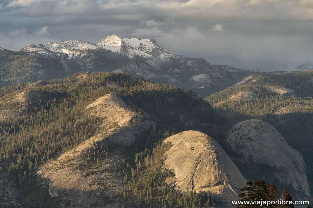 Ruta por Taft point y Sentinel Dome en Yosemite National Park