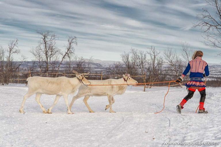Comunidades Sami de la Noruega Ártica