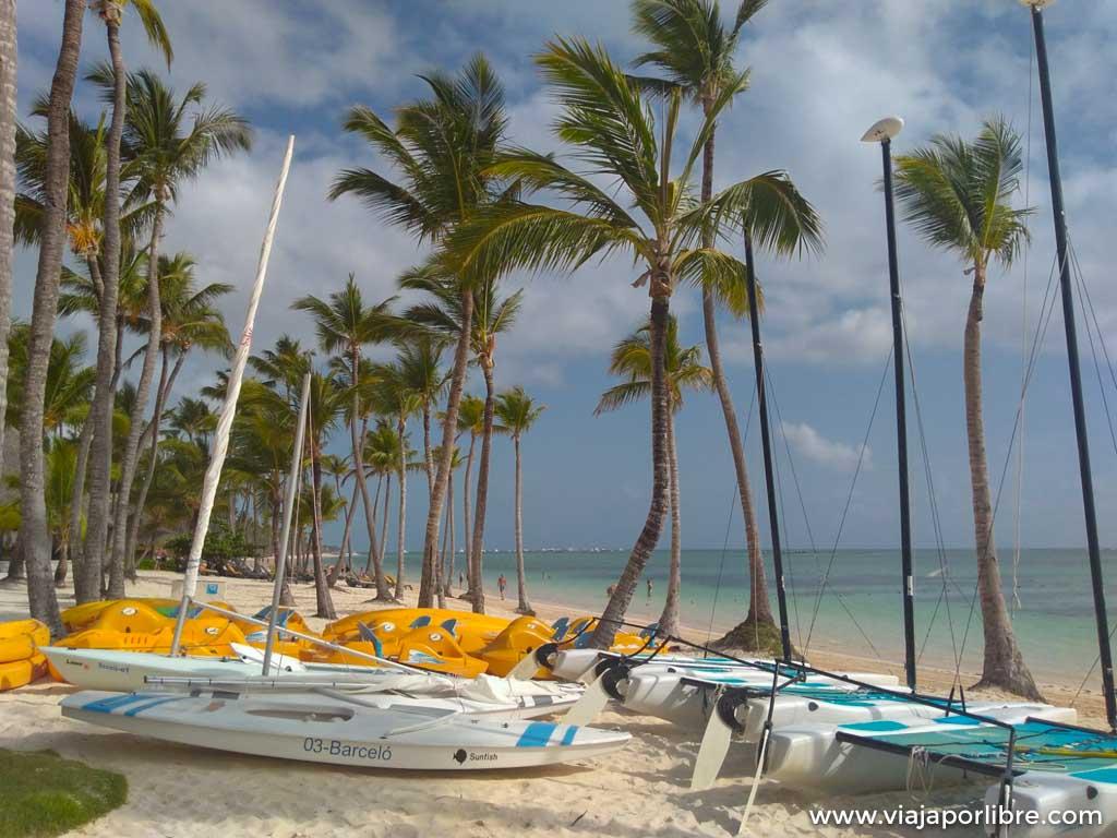 Experiencias en un viaje organizado a República Dominicana