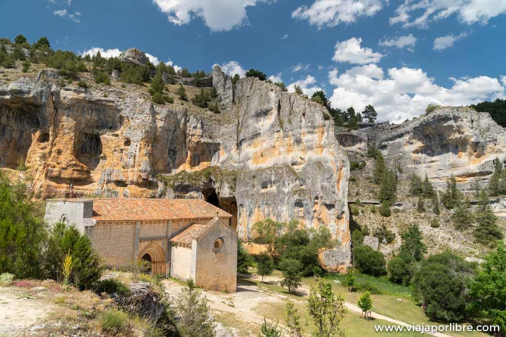 Ruta por el cañón del río Lobos con o sin niños (Burgos/Soria)