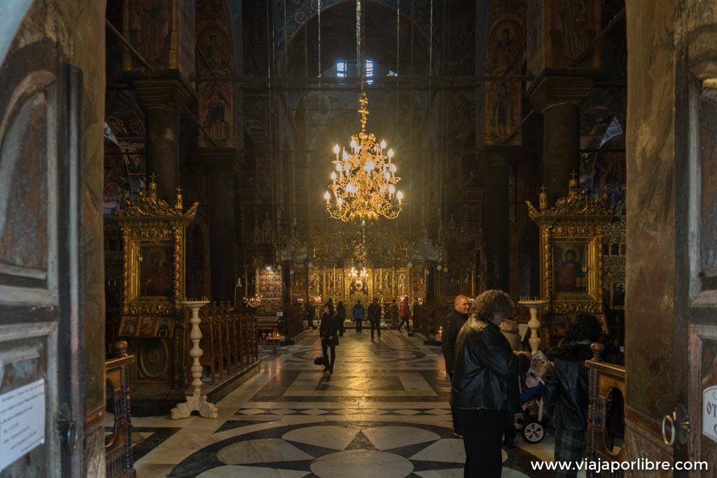 Monasterio de Rila - Bulgaria