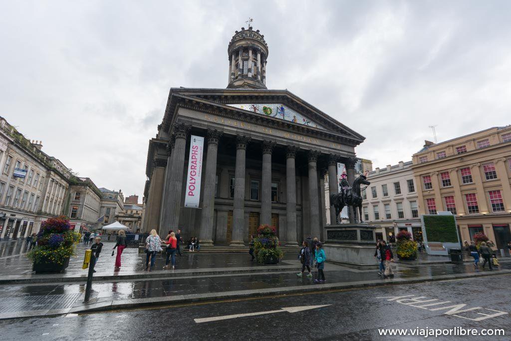 Que ver en Glasgow en un día